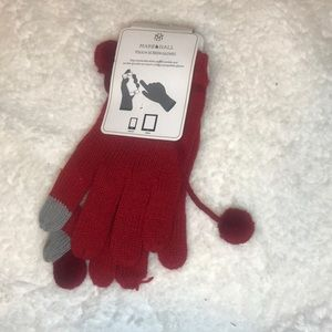 Mark & Hall touch screen gloves